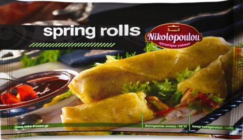 Spring Rolls KTΨ
